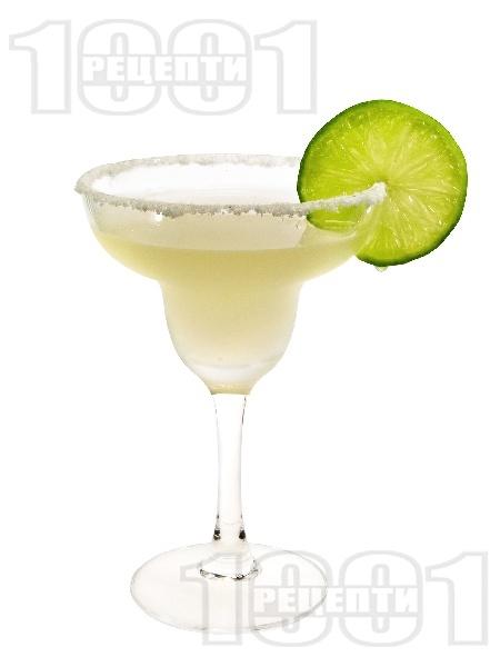 Коктейл Маргарита (Margarita) - снимка на рецептата